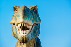 Tyrannosaurus in Novi Sad Dino Park Royalty Free Stock Images