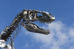Tyrannosaurus Rex Stockfotos