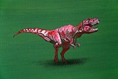 Tyrannosaurus Rex Arkivfoto