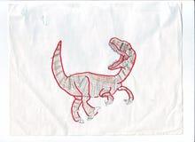 Tyrannosaurus Rex stockfoto