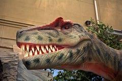 Tyrannosaurus rex, Beijing, China Stock Image