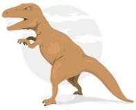 Tyrannosaurus Rex Dinosaur Stock Image