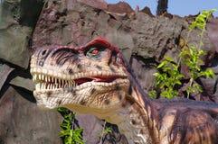 Tyrannosaurus Rex dinosaur Royalty Free Stock Images