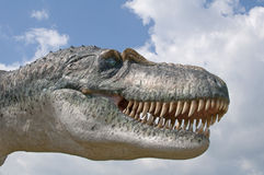 Tyrannosaurus T-Rex dinosaur Fotografia Stock