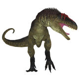 Tyrannotitanroofdier Stock Foto
