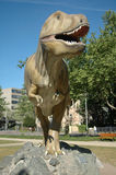 Tyrannus saurus Rex Zdjęcie Royalty Free