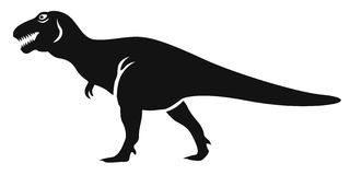 Tyranosaurus Rex Obrazy Royalty Free