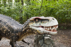 Tyranozaur royalty-vrije stock foto
