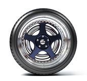 Tyre vector illustration