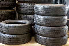 Tyre Royalty Free Stock Photo
