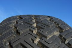 Tyre Stock Photo