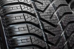 Tyre detail. Stock Photos