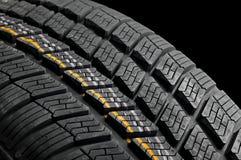 Tyre detail Stock Photo