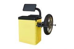 Tyre fitting machine Stock Photos