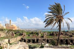 Tyre, Lebanon Stock Photos
