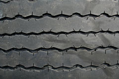 Tyre pattern. Rubber tyre pattern Stock Photos