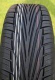 Tyre pattern Stock Image