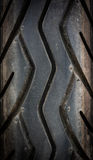 Tyre pattern Royalty Free Stock Image