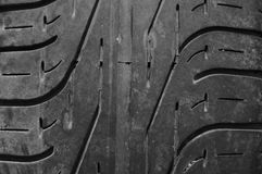 Tyre texture Stock Images