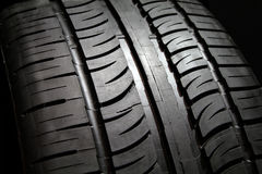 Tyre tread Royalty Free Stock Images