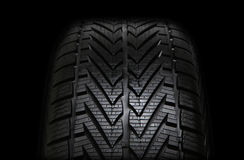TYRE TREAD Royalty Free Stock Photo