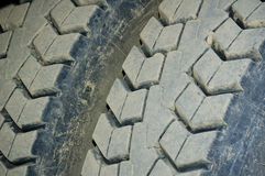 Tyre tread Royalty Free Stock Image