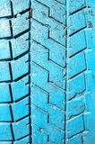 Tyre tread bar Stock Photos