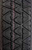 Tyre tread close up Stock Photos