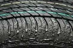 Tyre tread Stock Photos