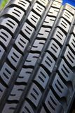 Tyre tread. Royalty Free Stock Images