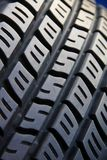Tyre tread. Royalty Free Stock Image