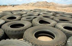 Tyres 01 Stock Image