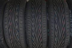 tyres Imagem de Stock Royalty Free