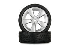 tyres Imagens de Stock