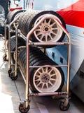 Tyres Stock Image