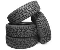 Tyres Stock Photos