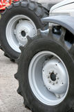 Tyres tractor Royalty Free Stock Photo