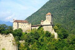 Tyrol castle Stock Photo