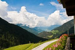 Tyrol, Dolomiti Stock Images