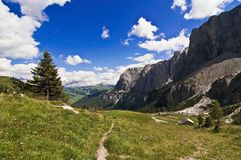 Tyrol, Dolomiti Royalty Free Stock Photography