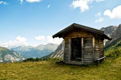 Tyrol, Dolomiti Royalty Free Stock Images