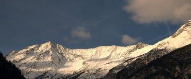 tyrol vädervinter Royaltyfria Bilder