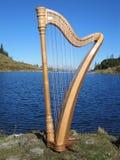 Tyrolean harfa Zdjęcie Royalty Free