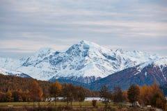 Tyrollean-Berg stockbild