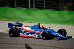 Tyrrell 010 1980 formuł 1 Obrazy Stock