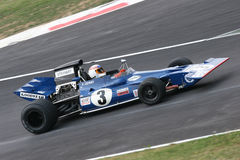 Tyrrell formula one Stock Photography