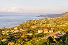 Tyrrhenian Coast - Tropea Stock Photos