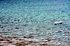Tyrrhenian sea, abstract background Stock Photos