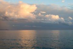 Tyrrhenian Sea, Tuscany, Italy Stock Photos