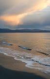 Tyrrhenian Sea, Tuscany, Italy Royalty Free Stock Image